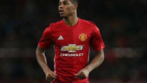 The case for Marcus Rashford