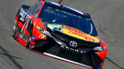 Martin Truex Jr., 10 (1 playoff point)