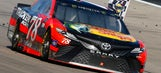 Martin Truex Jr., Furniture Row team reflect on Kobalt 400 win in Vegas