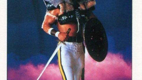 Matt Birk, former Vikings center
