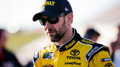 Matt Kenseth, no change