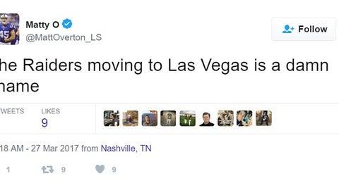 Matt Overton, LS, Colts