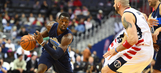 Mavericks rally on the road past Wizards