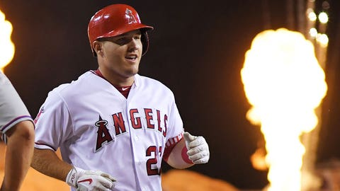 Los Angeles Angels: 881-739 (.544)