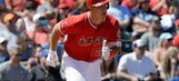 Mike Trout named American League Player of the Month for April