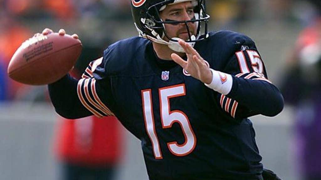 A sad ranking of Chicago Bears quarterbacks over the past 25