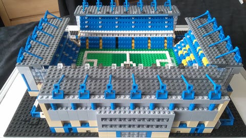 Millwall, The Den