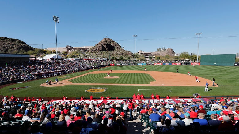 Angels release 2018 Spring Training schedule