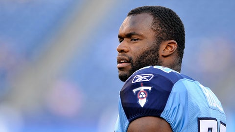 NASHVILLE, TN - AUGUST 23:  Myron Rolle #25 of the Tennessee Titans during a preseason game against the Arizona Cardinals at LP Field on August 23, 2010 in Nashville, Tennessee. Tennessee defeated Arizona, 24-10.  (Photo by Grant Halverson/Getty Images)