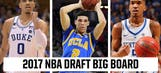 2017 Big Board 3.0: NCAA Tournament Kicks Off Draft Season