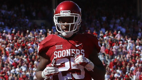 Joe Mixon will go to the Bengals in the second round
