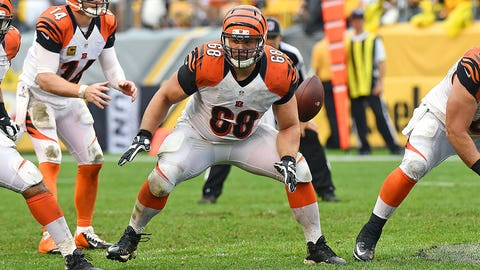G Kevin Zeitler to the Browns: B+