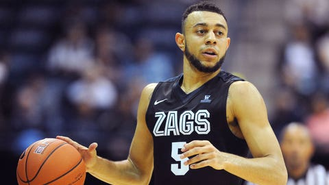 Nigel Williams-Goss, G, Gonzaga