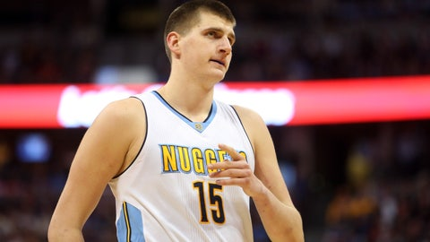 Denver Nuggets, .583