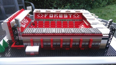 Nottingham Forest, City Ground