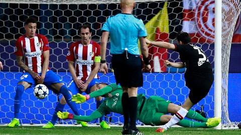 Goalkeeper: Jan Oblak (Atletico Madrid)