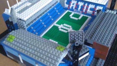 Oldham Athletic, Boundary Park