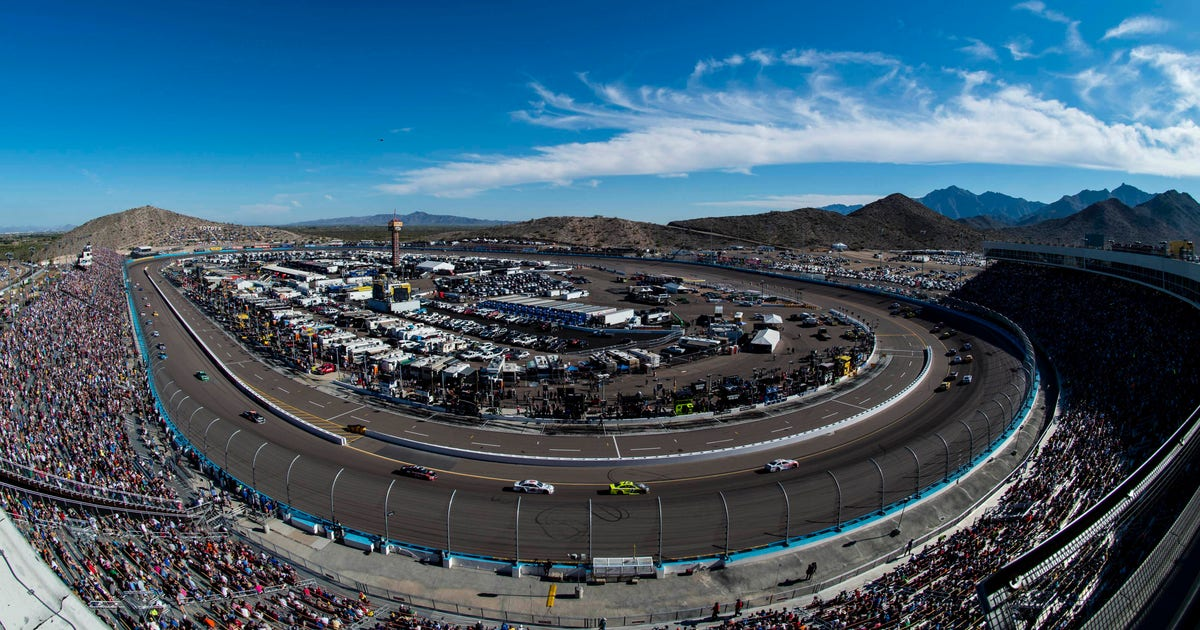 24 All Time Cup Series Race Winners At Phoenix Raceway