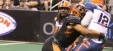 Rattlers rout Crush for first IFL victory