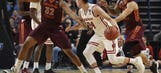 Koenig's treys advance Badgers past Virginia Tech