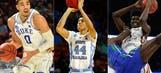 ACC At The Tourney: UNC, Duke's Jayson Tatum star; Florida State raises questions