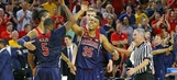 Arizona on a roll as it opens tourney play vs. North Dakota