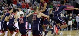 Wildcats hold off Ducks for Pac-12 title