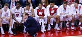 Badgers lose in final seconds to Hawkeyes