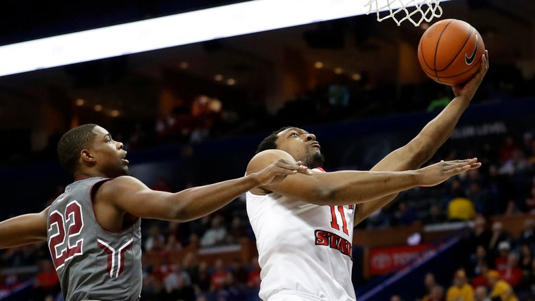 Redbirds advance to MVC tournament final with 63-50 win over Salukis