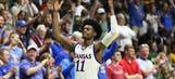 Jayhawks star Josh Jackson declares for NBA draft