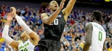 Brown sends K-State past No. 9 Bears 70-64 in Big 12 tourney