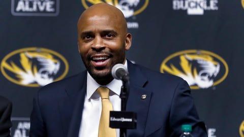 Missouri: Cuonzo Martin (former Cal head coach)