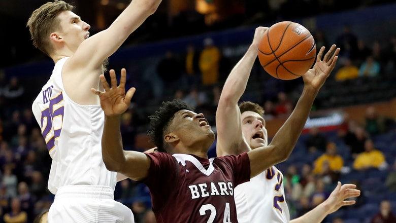 Johnson stars as Missouri State defeats Northern Iowa 70-64