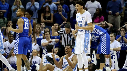 Biggest Statement: Another Tar Heel run proves too much
