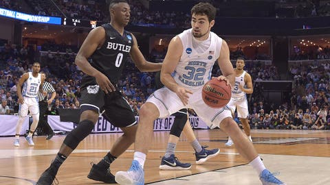 Big Man On Campus: Luke Maye