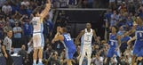 North Carolina beats Kentucky in final seconds to advance to Final Four