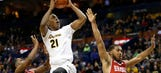Shockers overpower Bradley for 82-56 victory, advance to semis