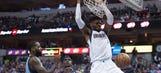 Curry, Noel lead retooled Mavericks past Grizzlies 104-100