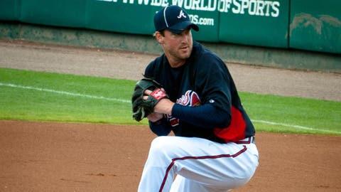 8. Derek Lowe in 2009