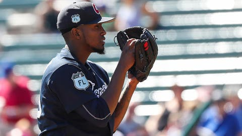 Three Cuts: No surprises as Julio Teheran gets Opening Day nod, Mike Foltynewicz makes Braves' rotation