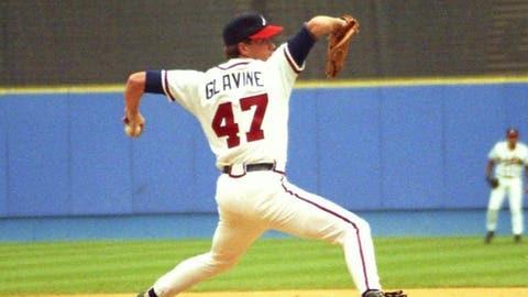 1. Tom Glavine in 1992