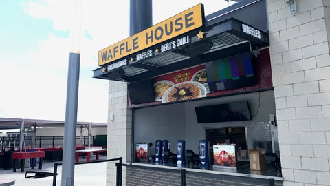 Upper Deck Waffle House