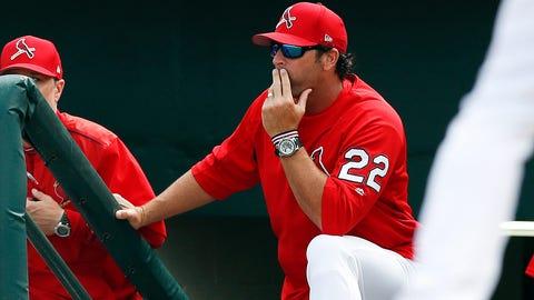 St. Louis Cardinals: Mike Matheny