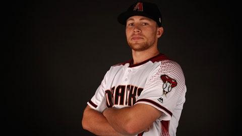 Second base: Brandon Drury