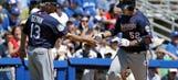 Park, Sano hit home runs as Twins beat Toronto