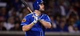 Moustakas homers in Royals' 6-2 victory over Cubs