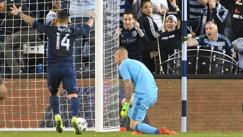 KC vs. San Jose gave us the best and worst highlights of the week
