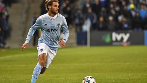 Graham Zusi continues to improve as a right back, but there's more work to do