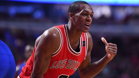 Chicago Bulls (35-39)