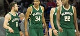 Bucks' defense finds magic number in the century mark